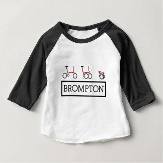T-shirt Pour Bébé Vélo se pliant de Brompton