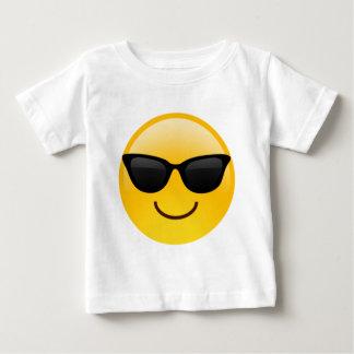 T-shirt Pour Bébé Verres Emoji