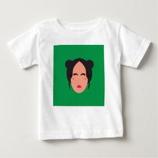 T-shirt Pour Bébé Vert d'eco de qualité