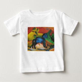 T-shirt Pour Bébé Vêtements de bébé de Franz Marc de bébé de projet