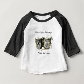 T-shirt Pour Bébé Vêtements fiers de bébé de Garifuna