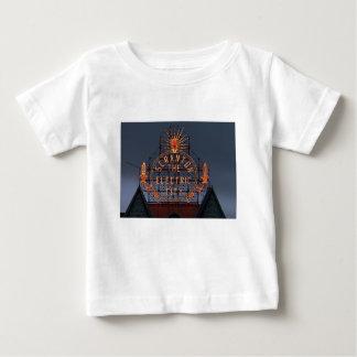 T-shirt Pour Bébé Ville électrique de Scranton