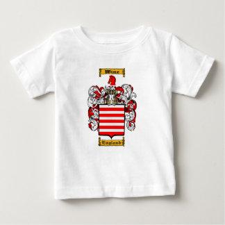 T-shirt Pour Bébé Vin