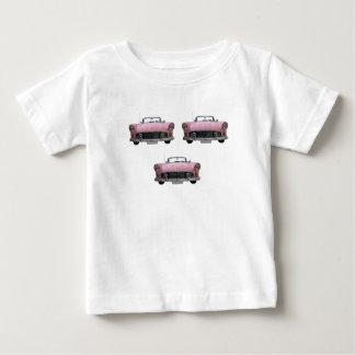 T-shirt Pour Bébé Voiture ancienne