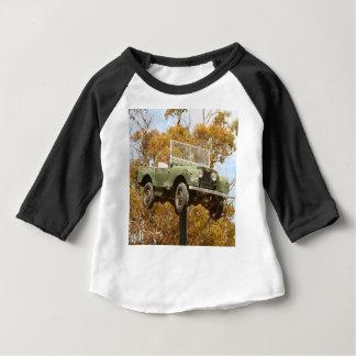 T-shirt Pour Bébé Voiture sur un poteau, Keith, Australie