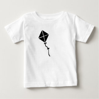 T-shirt Pour Bébé Vol de cerf-volant