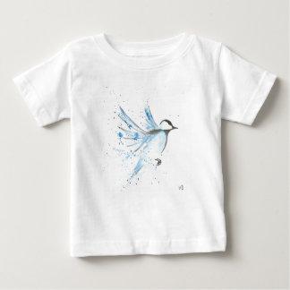T-shirt Pour Bébé vol libre