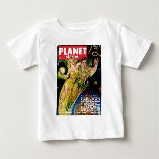 T-shirt Pour Bébé Voler dans toute la galaxie