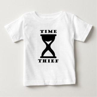 T-shirt Pour Bébé Voleur de temps