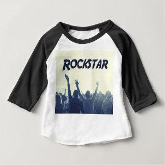 T-shirt Pour Bébé Vous êtes un Rockstar !