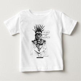 T-shirt Pour Bébé Vous respecterez mon autorité