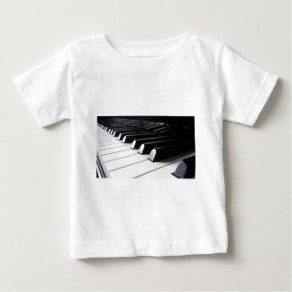 T-shirt Pour Bébé Vue de piano
