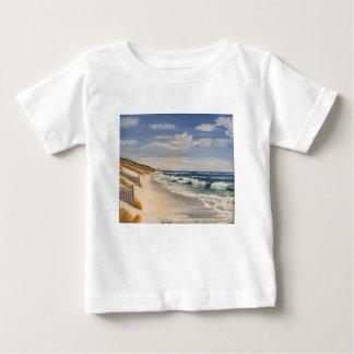 T-shirt Pour Bébé vue d'océan