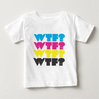 T-shirt Pour Bébé wtf ?