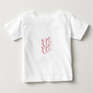 T-shirt Pour Bébé xoxo