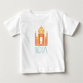 T-shirt Pour Bébé Yoga de l'Inde