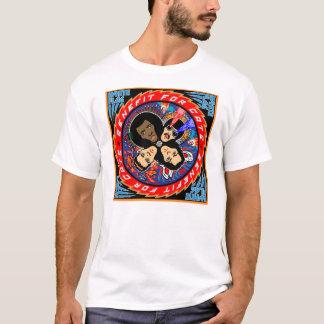 """T-shirt pour chats de DRAPEAU BLANC """"avantage"""""""