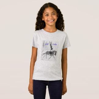 T-shirt pour des amants de cheval