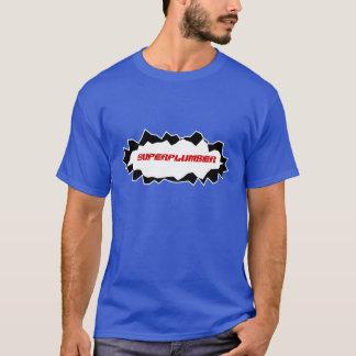 T-shirt pour des plombiers