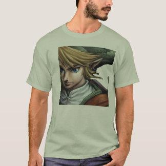 T-shirt pour homme, Link , vert