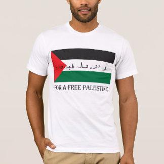 T-shirt Pour la Palestine libre !