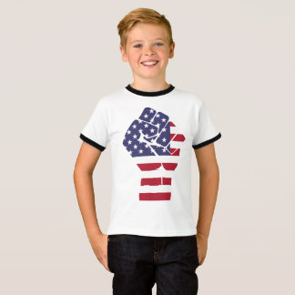 T-shirt pour l'Américain des patriotes