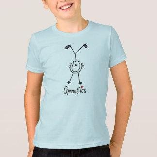 T-shirt Pour l'amour de la gymnastique