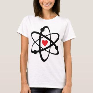 T-shirt Pour l'amour de la Science