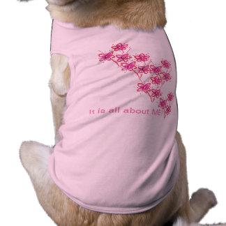 T-shirt Pour l'amour de notre animal familier !