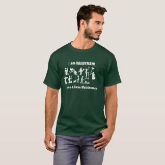 T-shirt pour le bricoleur