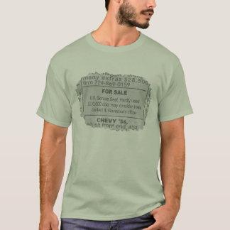 T-shirt Pour le siège du Sénat de vente