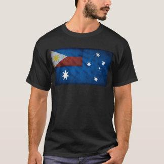 T-shirt Pour les Australiens philippins