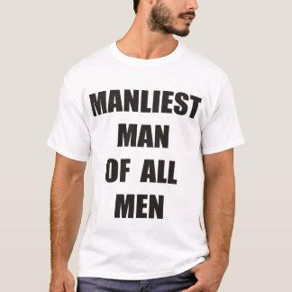 T-shirt Pour les hommes virils