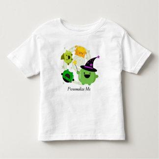 T-shirt Pour Les Tous Petits Abracadabra personnalisable de sorcière de