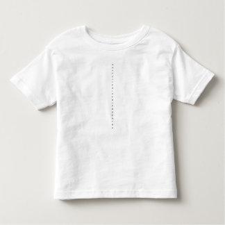 T-shirt Pour Les Tous Petits Alphabet hébreu