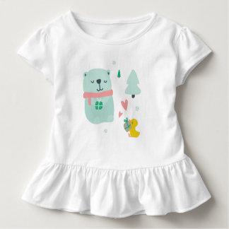 T-shirt Pour Les Tous Petits Amour pour toujours