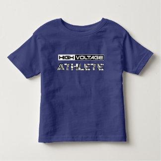 T-shirt Pour Les Tous Petits Athlète de HT