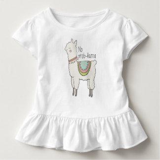 T-shirt Pour Les Tous Petits Aucun lama de Prob