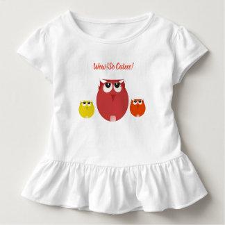 T-shirt Pour Les Tous Petits BirdTalk