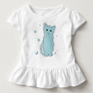 T-shirt Pour Les Tous Petits Bleu
