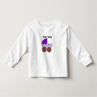 T-shirt Pour Les Tous Petits Bonjour bébé