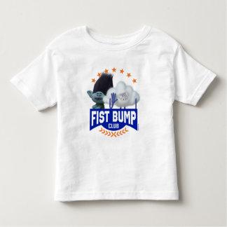 T-shirt Pour Les Tous Petits Bosse de poing des trolls |