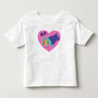 T-shirt Pour Les Tous Petits Branche heureuse des trolls |
