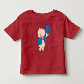 T-shirt Pour Les Tous Petits Casquette de ondulation gros du porc |