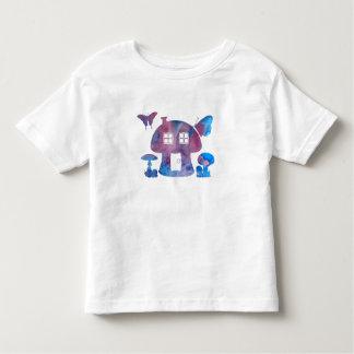 T-shirt Pour Les Tous Petits Chambre de champignon