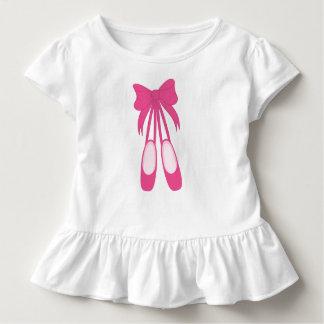 T-shirt Pour Les Tous Petits Chaussures de ballet