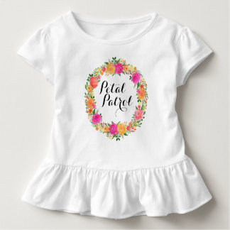 T-shirt Pour Les Tous Petits Chemise de demoiselle de honneur de pièce en t de