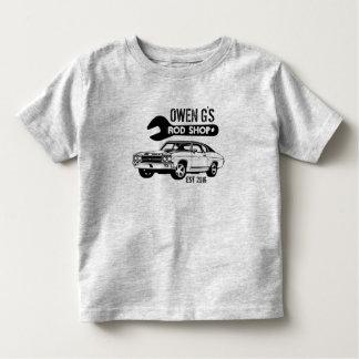 T-shirt Pour Les Tous Petits Chemise de magasin de hot rod