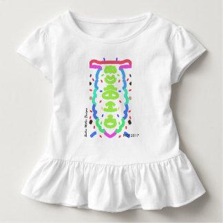 """T-shirt Pour Les Tous Petits Chemise de ruche de """"surprise"""" d'Edition spéciale"""