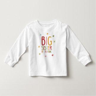 T-shirt Pour Les Tous Petits Chemise d'enfants de faire-part de grossesse de